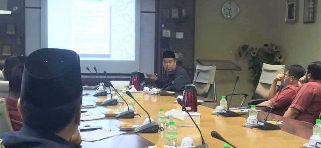 Lawatan Kerja Dari Majlis Agama Islam  Dan Adat Melayu Perak